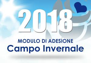 Modulo Campo Invernale 2018
