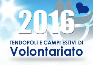 Volontariato 2016